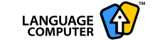 Language Computer Corporation logo